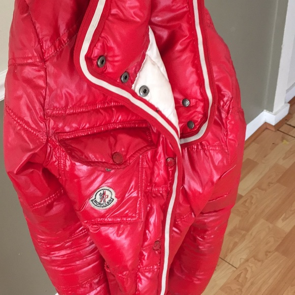 Moncler bubble jacket